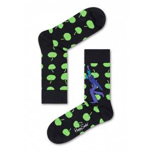 Happy Socks ハッピーソックス YELLOW SUBMARINE 【Limited】 Happy Socks × The Beatles綿混 クルー丈 ソックス 靴下ユニセックス メンズ&レディス h605536|glanage