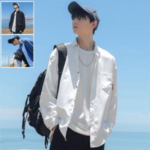 シャツ アウター メンズ シャツ ジャケット 長袖 メンズ 大きいサイズ メンズ ファッション コート カジュアル|glanz-shop
