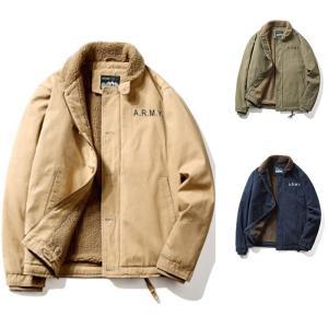 ボアジャケット メンズ フリース ビッグシルエット ジャケット フード付き ジャケット モコモコ コート パーカー ブルゾン 厚手 秋冬 高品質 暖かい|glanz-shop