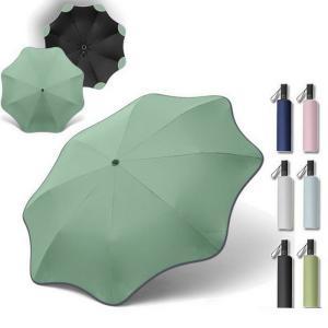 折りたたみ傘 ひんやり傘 晴雨兼用 自動開閉 超撥水 軽量 折り畳み 傘 メンズ レディース 遮光 UVカット 日傘 雨傘 男女兼用 ビジネス 通勤 コンパクト オシャレ|glanz-shop