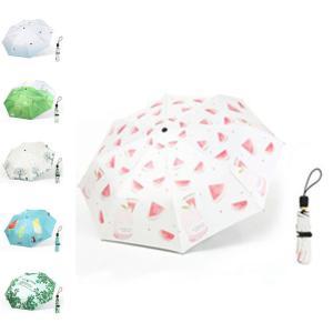 折りたたみ傘 ひんやり傘 晴雨兼用 自動開閉 花柄 撥水 軽量 折り畳み 傘 レディース メンズ 遮光 UVカット 梅雨対策 日傘 雨傘|glanz-shop