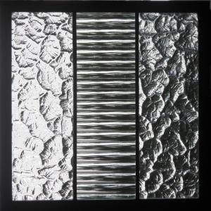ステンドグラスパネル デザインガラス インテリア 建具 窓 オーダーメイド NO13|glass-artk