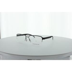 メルセデスベンツ 伊達 度付き 度入り メガネ 眼鏡 フレーム M2060-A 57サイズ Merc...