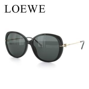 ロエベ LOEWE サングラス 度付き対応 SLW936M 0700 57サイズ レギュラーフィット...