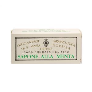 サンタマリアノヴェッラ SANTA MARIA NOVELLA ミントソープ 50g x 2 (せっけん) glass-oner