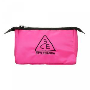 スリーコンセプトアイズ 3CE ポーチ (M) #ピンク (化粧ポーチ)