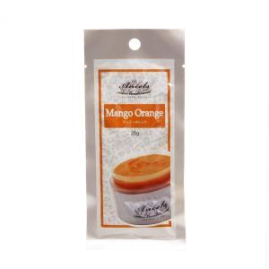 エンシェールズ カラーバター Petit マンゴーオレンジ 20g (トリートメント・ヘアパック)|glass-oner