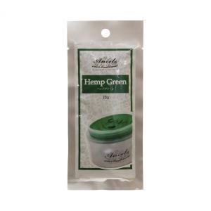 エンシェールズ カラーバター Petit ヘンプグリーン 20g (トリートメント・ヘアパック)|glass-oner
