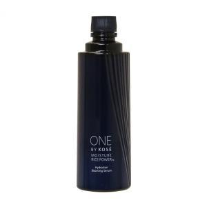 【今週の再入荷】コーセー ONE BY KOSE 薬用保湿美容液 ラージサイズ (詰め替え用) 120ml (美容液)|glass-oner
