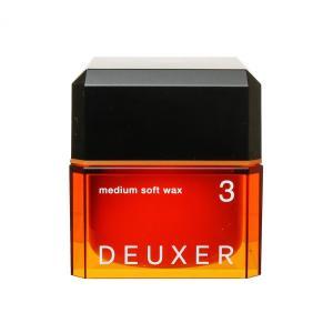 ナンバースリー NUMBER THREE デューサー ミディアムソフトワックス  3 80g (レディースヘアスタイリング)|glass-oner