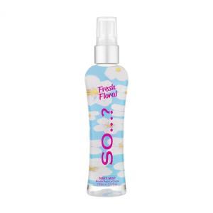 ボディミスト フレッシュフローラル 100ml SO…? ソー いい香り フレグランス イギリス発 (女性用香水)|glass-oner