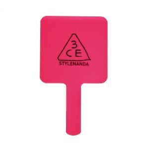 スリーコンセプトアイズ 3CE ハンドミラー (S) #ピンク (手鏡・ハンドミラー)