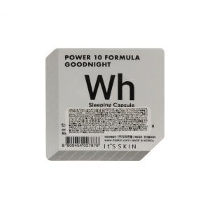 イッツスキン パワー10フォーミュラ グッドナイトスリーピングカプセル 美白 5g × 2 (フェイス用パック)|glass-oner