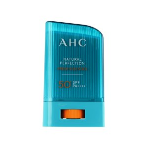 【夏のおすすめ】AHC ナチュラル パーフェクション フレッシュ サンスティック SPF50+ PA++++ 22g  (日焼け止め)【新入荷】|glass-oner
