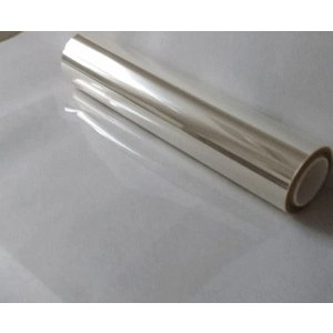 小幅 透明 飛散防止フィルム GS50K 480mm幅 長さ60mロール 飛散防止 ガラス割れ 怪我防止 紫外線カット|glass-safe