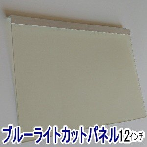 【アウトレット】吊り下げタイプ 『パソコンブルーライトカット クリアパネル12.1インチ用』U4P12 (4:3)or(16:9) glass-safe