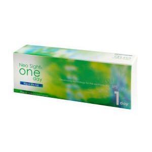 コンタクトレンズ ネオサイトワンデーアクアモイスト 1箱30枚入り|glasscore
