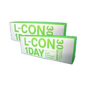 コンタクトレンズ 1日使い捨て エルコンワンデー 2箱セット|glasscore