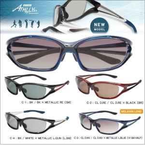 メガネ 度付き 度つき スポーツ 度付きメガネ アスリーAT6021 度付き メガネ 眼鏡 めがね 1.74超薄型レンズまで選べる度付き 調光|glasscore