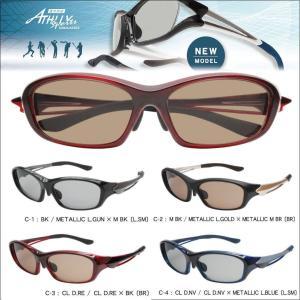 メガネ 度付き 度つき スポーツ 度付きメガネ アスリーAT6022 度付き メガネ 眼鏡 めがね 1.74超薄型レンズまで選べる度付き 調光|glasscore