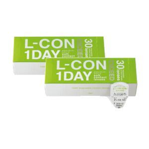 コンタクトレンズ エルコンワンデーエクシード 2箱セット 1日使い捨てコンタクトレンズ glasscore