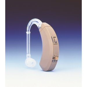 耳掛け型補聴器 コルチトーン トリマー式 アナログ補聴器 TH-7700S 軽度から高度用|glasscore