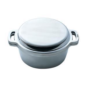 HALムスイ KING 無水鍋(R) 24 600034 両手鍋 24cm|glassgow
