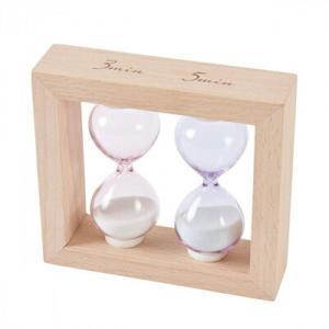 茶谷産業 Fun Science 砂時計 3分&5分計 333-113 glassgow