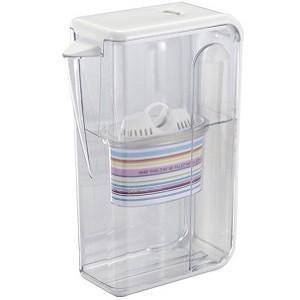 イモタニ ララ・おいしい水出しポット美味水器(カートリッジ4本入) LALA-004