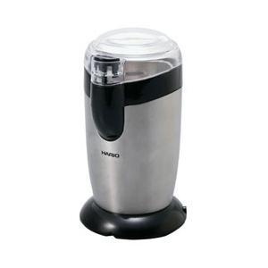 ご自宅で手軽に挽きたてコーヒーを愉しめます。 蓋を閉めないと動作しない安全設計 コードは製品底部に収...