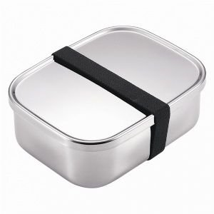 工房アイザワ UTILE lunch-box 角型フードボックス 大 容量1000ml 70267|glassgow