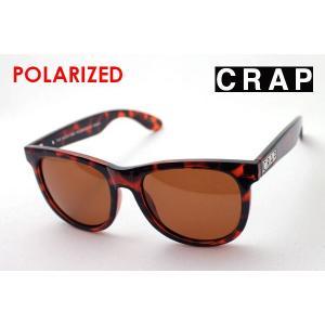クラップ サングラス 偏光 CRAP A06PA ザ ヌーディーマグ ティーン|glassmania