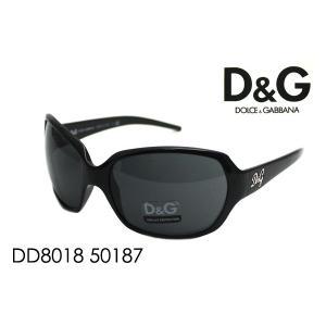 ドルチェ&ガッバーナ サングラス DD8018 50187|glassmania