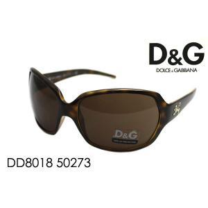 ドルチェ&ガッバーナ サングラス DD8018 50273|glassmania