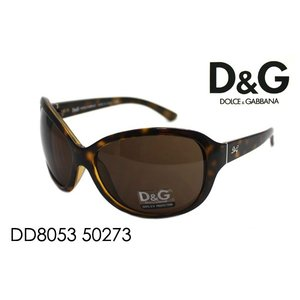 ドルチェ&ガッバーナ サングラス DD8053 50273|glassmania