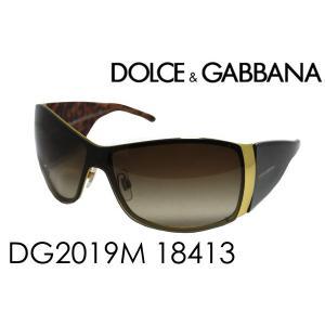 ドルチェ&ガッバーナ サングラス DG2019M 18413|glassmania