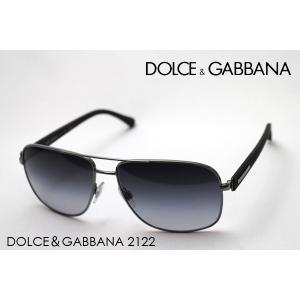 ドルチェ&ガッバーナ サングラス DG2122 12098G|glassmania