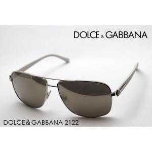 ドルチェ&ガッバーナ サングラス DG2122 12156G|glassmania
