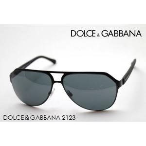 ドルチェ&ガッバーナ サングラス DG2123 118487|glassmania