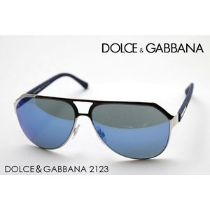 ドルチェ&ガッバーナ サングラス DG2123 118755|glassmania