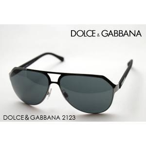 ドルチェ&ガッバーナ サングラス DG2123 120987|glassmania