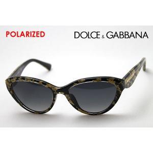 ドルチェ&ガッバーナ サングラス 偏光 SALE特価 DG4199F 2745T3|glassmania