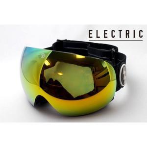 エレクトリック ゴーグル EE EG3 GBK BRDC イージースリー 球面 glassmania