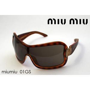 ミュウミュウ サングラス MU01GS 2AU3N1|glassmania