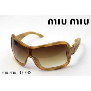 ミュウミュウ サングラス MU01GS 7AT3W1|glassmania