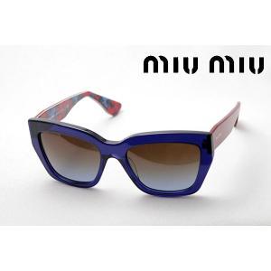 ミュウミュウ サングラス MU01PS 0AX0A4|glassmania