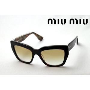 ミュウミュウ サングラス MU01PS ROQ9S1|glassmania