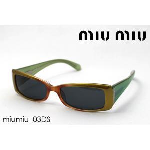 ミュウミュウ サングラス MU03DS 0BB2R1|glassmania