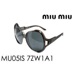 ミュウミュウ サングラス MU05IS 7ZW1A1|glassmania