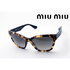 ミュウミュウ サングラス MU06RSA 7S01X1|glassmania